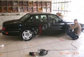 orjinal araç şeritleri jaguar