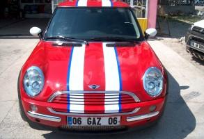 orjinal araç şeritleri mini