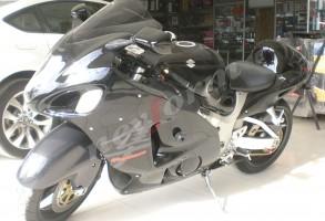 CARBON kaplama SUZUKI motorsiklet