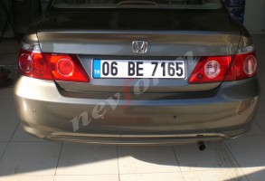 far ve stop honda