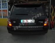 far ve stop range rover