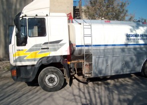 e belgeli kamyon reflektörü