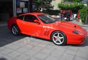Araç Kaplama Ferrari