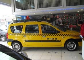 taksi kaplama